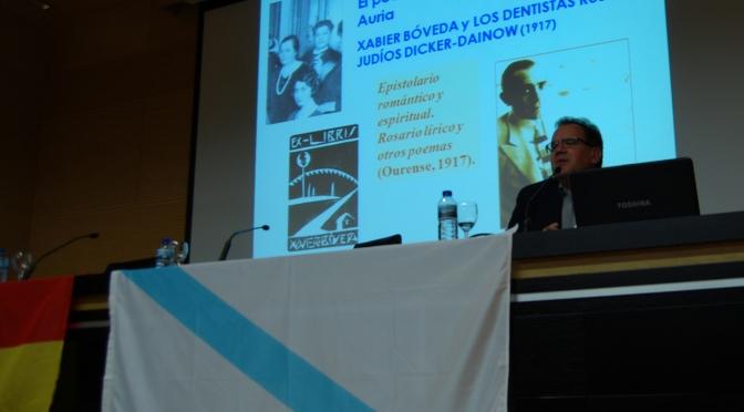 Conferencia: Amigos da República.