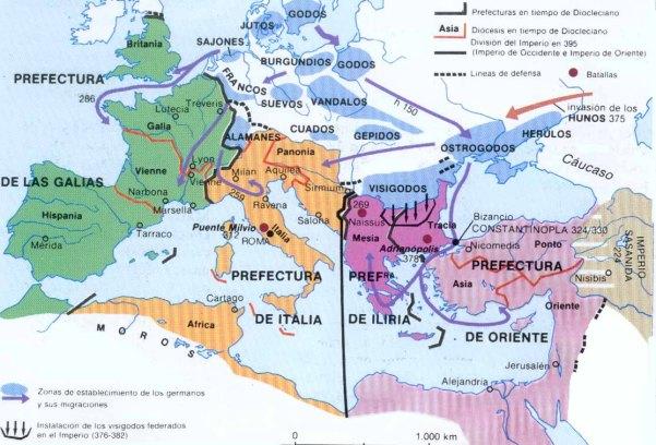Europa no século IV