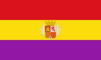 bandeira da II República