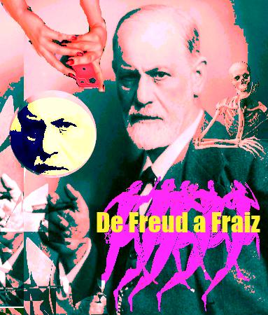 Nova edición; De Freud a Fraiz
