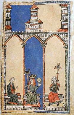 Fernando de Traba, Urraca de León e Teresa de Portugal