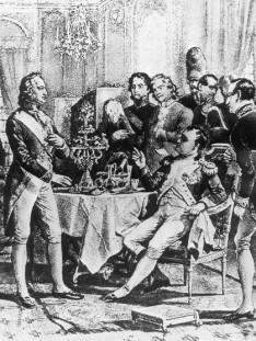 goethe-napoleon