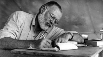Ernest Hemingway