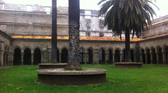 O convento de San Francisco de Ourense, lugar olvidado