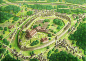 Compostela no século X-XI