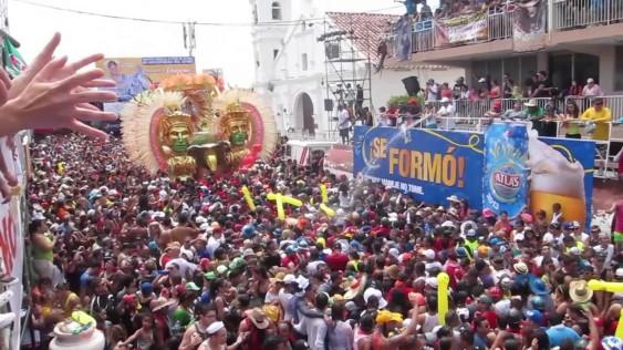 carnaval de Panamá
