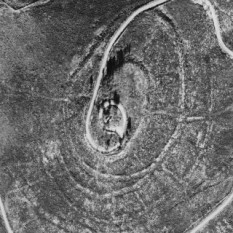 Foto aérea de 1981