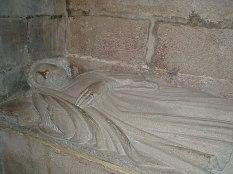 Fernado II de León e Galicia (Panteón real Compostela)