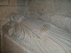 Afonso VIII de León e Galicia (Panteón Real de Compostela)