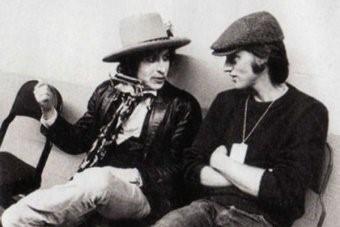 Sam Shepard e Bob Dylan