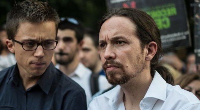 Crise en Podemos